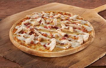Bacon Chicken Ranch