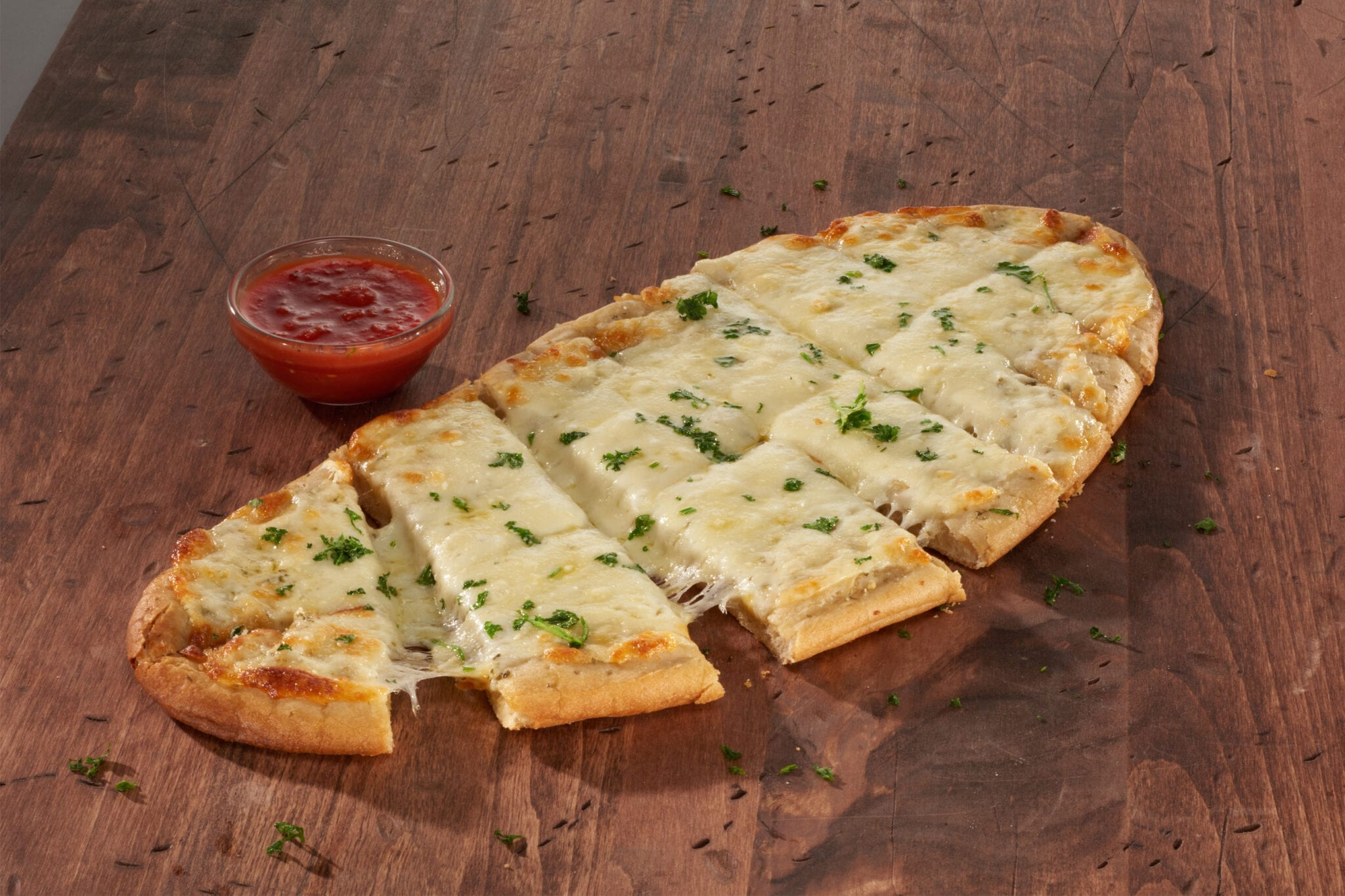 Garlic Cheesy Sticks